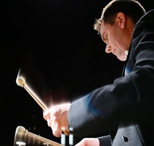 ROBERT SCHULTZ, percussion