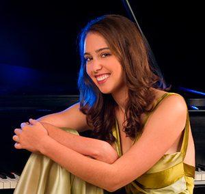 SOPHIE SCOLNIK-BROWER, piano