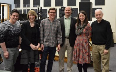 North Country Chamber Players pay a visit to Spartan band