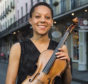 DANA KELLEY, Violin