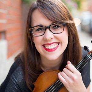 Gabriella Diaz violin
