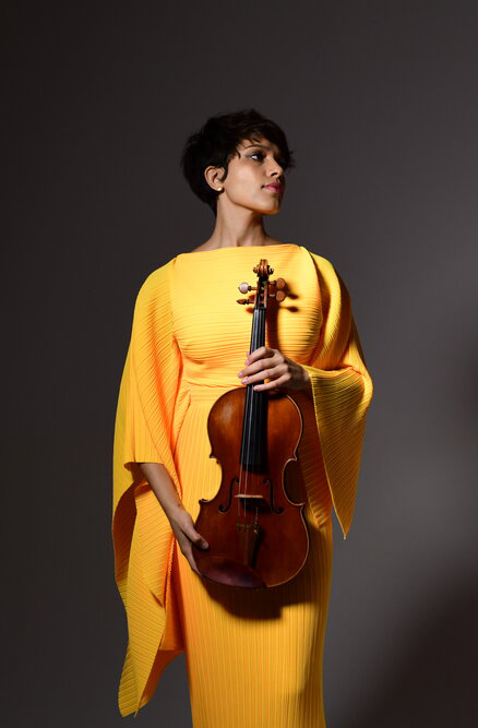 Celia Hatton viola guest artist