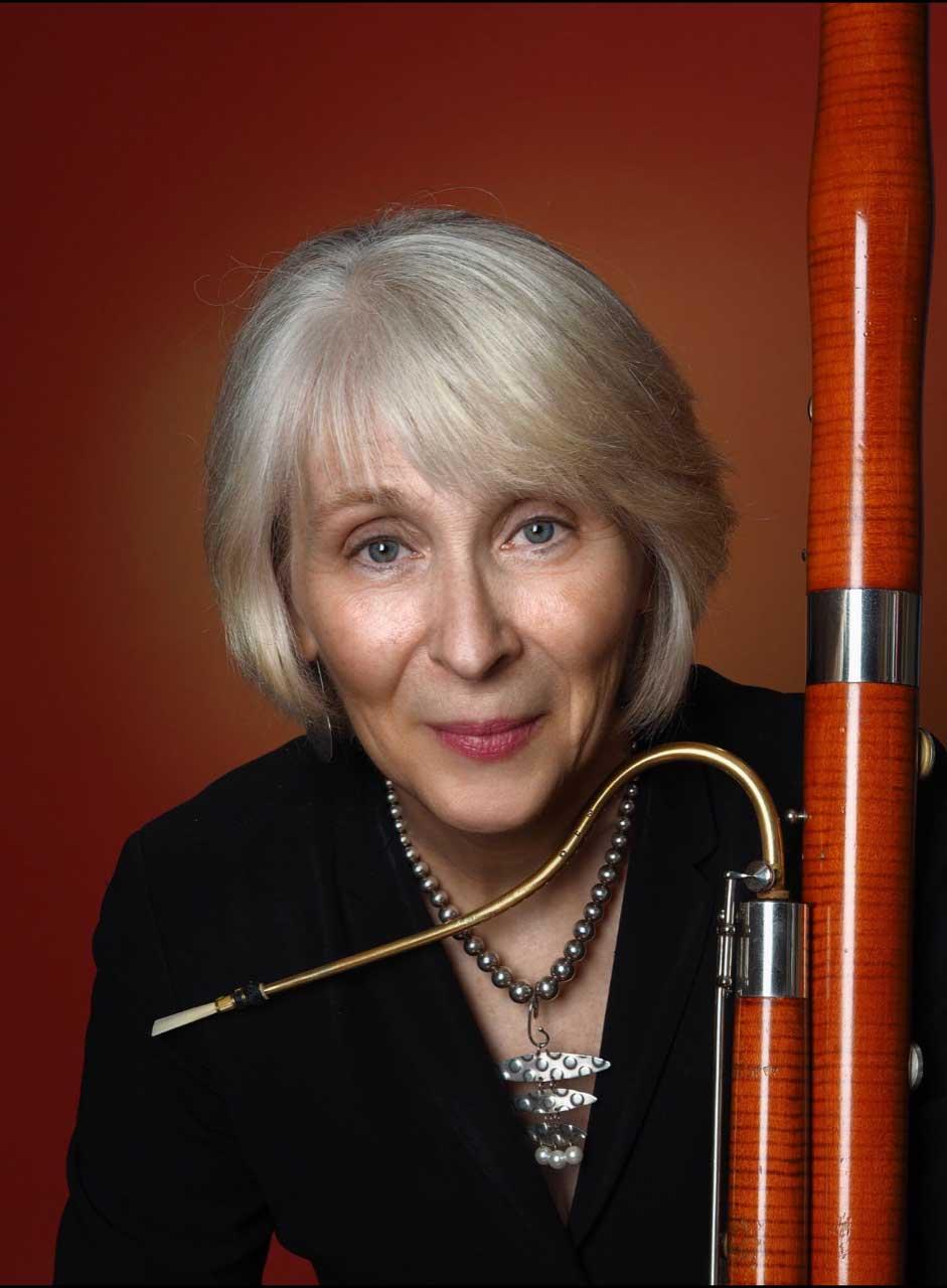 Cynde Iverson bassoon